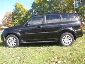 2006 Ssangyong Rexton Wagon Richmond Hawkesbury Area Preview