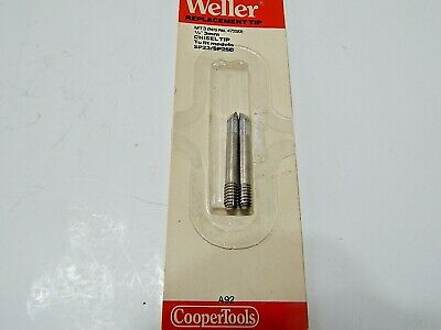 Weller Mt3 Soldering Tip Pack Of 2