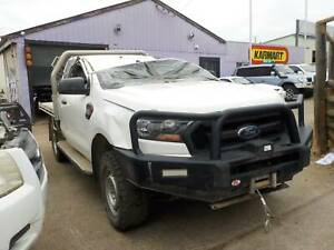 WRECKING 2016 FORD RANGER PXII 4X4 3.2L AUTOMATIC SPACE CAB North St Marys Penrith Area Preview