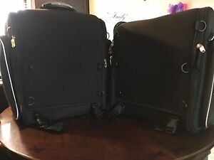 Authentic Harley Davidson luggage black and grey Sarnia Sarnia Area image 9