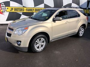 2012 Chevrolet Equinox 2LT, Automatic, Leather, Sunroof, AWD
