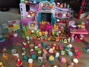 Lot of shopkins and sets