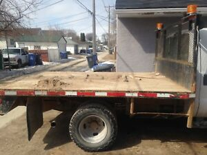 10x8 Flatbed For Cab and Chassis Trucks