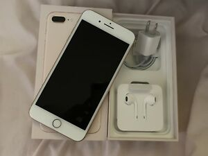 UNLOCKED IPHONE 8PLUS,256GB! NEW CHARGER/HEADPHONES