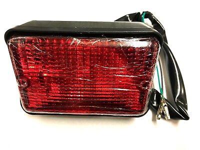 CLASSIC MINI REAR FOG LAMP UNIT 1983> XFE10006 GENUINE WIPAC OE SPEC LIGHT 2T9