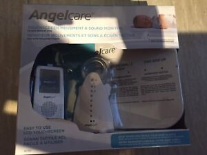 New Angelcare Touchscreen Movement & Sound Monitor