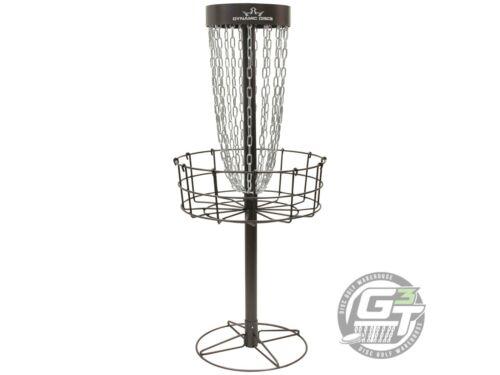 Dynamic Discs MARKSMAN 15 Chain Disc Golf Training Basket - BLACK