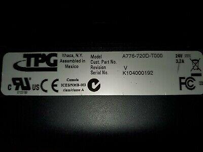 A776 TPG COLORPOS PRINTER A776-720D-T000 THERMAL RECEIPT PRINTER