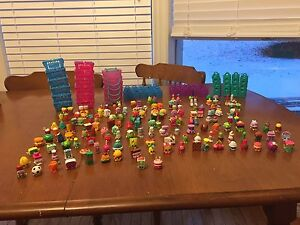 Shopkins collection, baskets and more