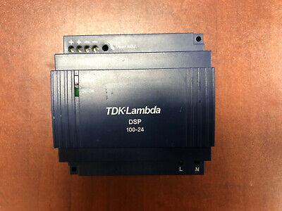 Tkd Lambda Dsp100-24 Power Supply
