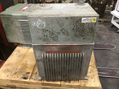General Electric 9t21b9103 Dry Type Transformer 15 Kva 460230 1 Phase 1556taw