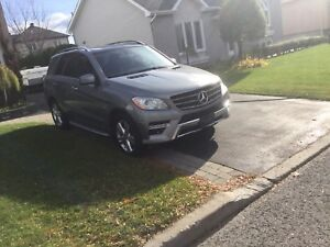 Mercedes Ml350 bluetec 2012