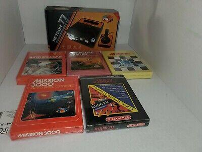 NEW Hyperkin Retron 77 Console Plays Atari 2600 Cartridges + 5 NEW Games