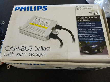 Phillips CANBUS HID kit