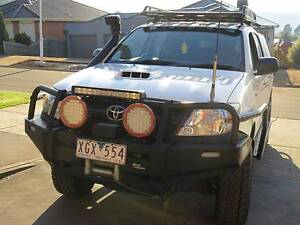 2008 Toyota Hilux Ute South Morang Whittlesea Area Preview