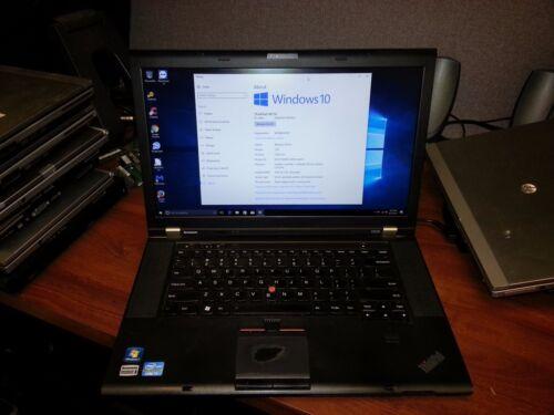 "Lenovo ThinkPad W530 2436-CTO Quad Core i7 15.6"" Windows Laptop NVIDIA Quadro a"