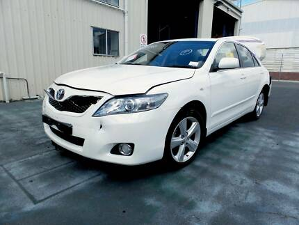***Now Wrecking 2011 Toyota Camry Sedan 4 Cylinder – FWD*