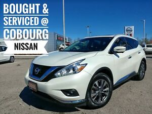 2016 Nissan Murano SL Leather Sunroof FREE Delivery