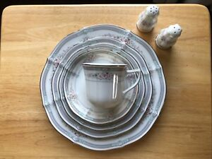 "Noritake ""Rothschild"" fine china - new price"
