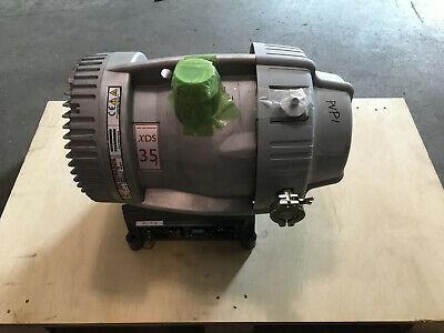 Boc Edwards Xds35i Dry Scroll Vacuum Pump