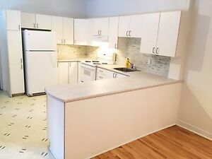 Room for rent in large 7 1/2 Mile-End apartment.