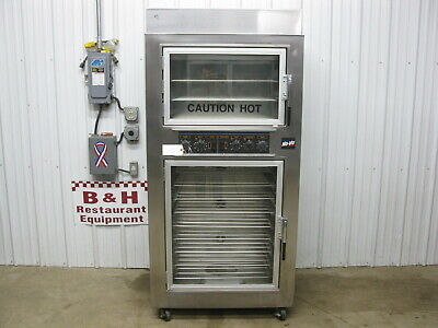 Nu-vu Bakery Subway Bread Convection Oven W Proofer Sub-123