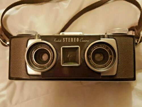 Vintage Eastman Kodak Stereo Camera 35 mm  030743