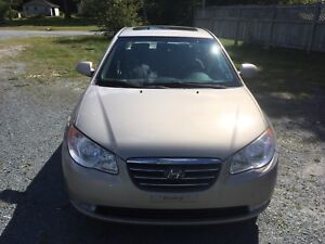2008 HYUNDAI ELANTRA SPORT NEW MVI EXTRA CLEAN TAXES INCLUDED