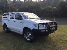 2012 Toyota Hilux Ute Moonee Beach Coffs Harbour City Preview