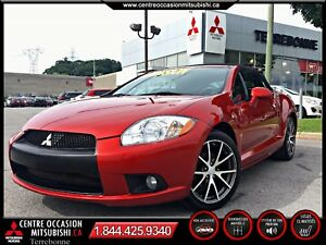 Mitsubishi Eclipse Spyder GS CONVERTIBLE 59/SEM CANADIENNE