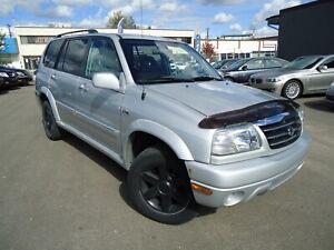 2002 Suzuki XL-7 AWD AUTO