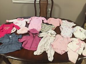 Size 3m girl lot