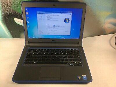 Dell Latitude 3340 Laptop / i3 1.7GHz / 4GB / 500GB / Webcam / HDMI / Complete