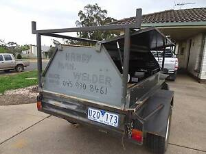 handy man trailer with gentech generator Stawell Northern Grampians Preview