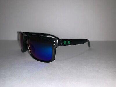 *BOGO SALE* Mens Oakley Holbrook style fashion Sunglasses Green/black *Free (Oakley Mens Blue Sunglasses)