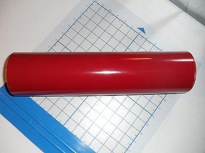 Red Vinyl 15 Roll Sign Decal Sheet Series 5 High Gloss Windowwallvehicle