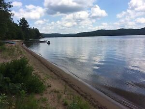 Waterfront lot on Kaminiskeg Lake in Barry's Bay Ontario