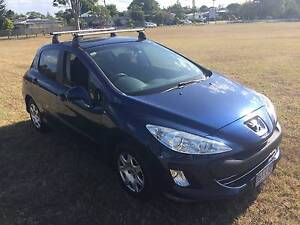 CHEAP 2009 Peugeot 308 (Auto & 4 CYL)-REGO & RWC Acacia Ridge Brisbane South West Preview