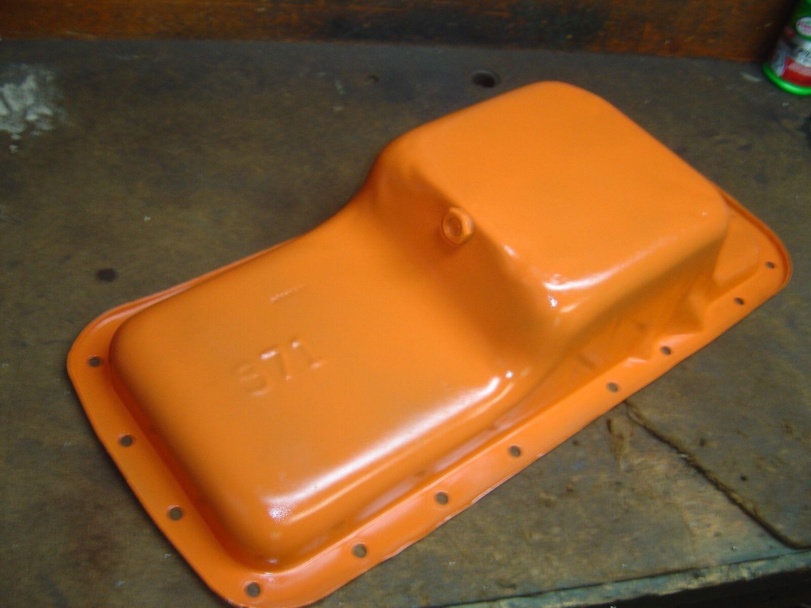 66 71 Charger Roadrunner Coronet Mopar 440 383 Oil Pan For