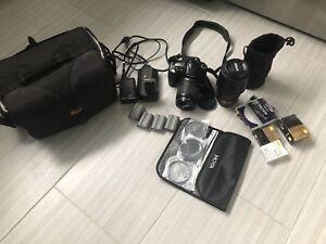 Caméra Nikon D90