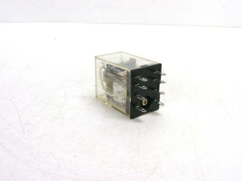 OMRON MICRO POWER RELAY 240 VAC / 28VDC, MY2-US-SV