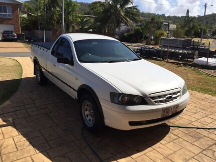 2005 Ford Falcon Ute Yeppoon Yeppoon Area Preview