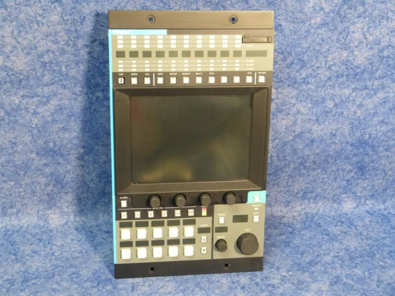 Ikegami MCP-200 Operation Control Panel