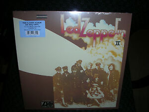 Led-Zeppelin-2-II-Brand-New-180-GRAM-Record-LP-Vinyl