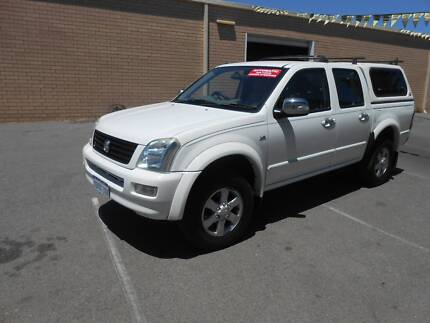 2006 Holden Rodeo LT Auto - 5 Seat Dual Cab Ute Wangara Wanneroo Area Preview