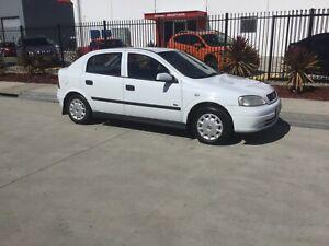 Holden Astra 5 Spd Hatch Derwent Park Glenorchy Area Preview
