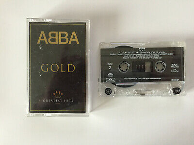Gold: Greatest Hits by ABBA (Cassette, Sep-1993, PolyGram)