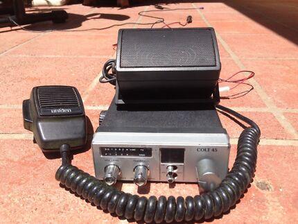 Colt 45 CB radio in working condition