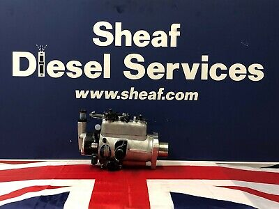 Ford 6600 Tractor 256 Cu In - Diesel Injection Pump - New Outright