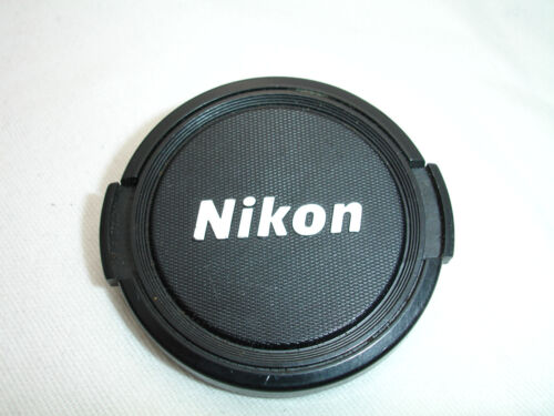 NIKON 52mm front lens cap . Made in Japan  Genuine Good condition